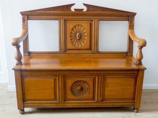 Sitzbank antik