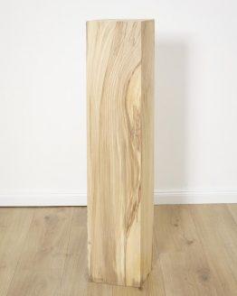 Holzsäule Buche massiv