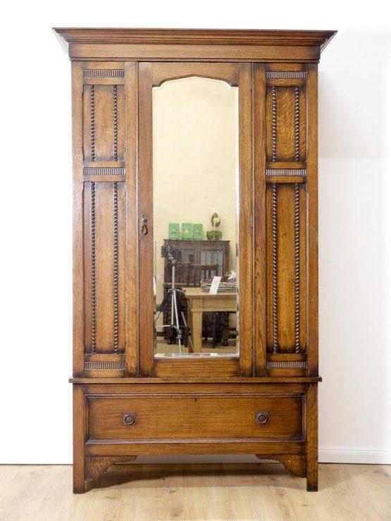 Spiegelschrank-antik