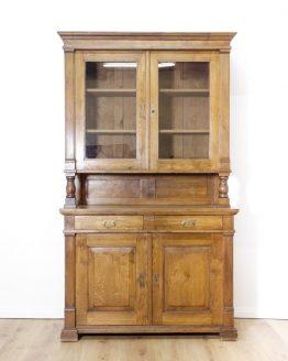Küchenschrank antik um 1880 Front