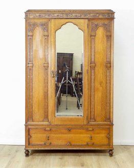 Spiegelschrank-antik-front